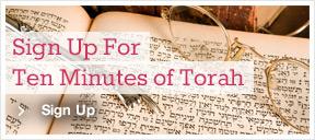 Torah Signup